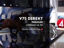 V75 Direkt trailer
