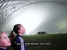 I drygt 30 år har Umeå drömt om ett fotbollställt – nu är det på plats