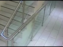 CCTV footage of a man police wish to speak with - ref: 222537