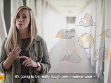 Mikaela Åhlin-Kottulinsky forklarer hva Extreme E er.