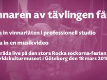 Rocka sockorna - MUSIKTÄVLINGEN 2017