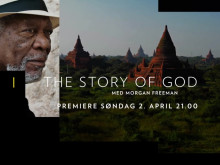 Story Of God med Morgan Freeman