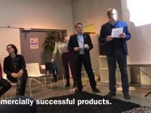 Salli got awarded as one the best strategic partners of Isku
