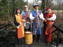 Svartälvens Pijpare och Borduner
