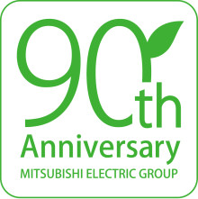 Mitsubishi Electric firar 90-årsjubileum