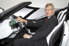 Nytt uppdrag för Saab Automobiles tidigare koncernchef Jan Åke Jonsson