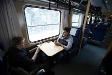 SJ Nattåg inleder trafiken på Ådalsbanan i juli