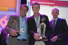 Två av Steen & Ströms köpcentrum vinnare i ICSC´s Shopping Centre Award 2011