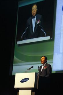 Samsung Electronics presenterar miljöinitiativet Eco-Management 2013