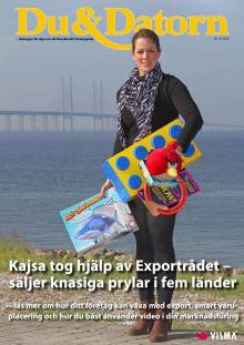 Svenska småföretag tar för sig på exportmarknaderna