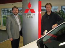 Mitsubishi stärker sin position i Västsverige