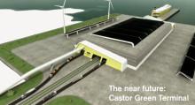 Zero-emission Concept Terminal Launches World Tour