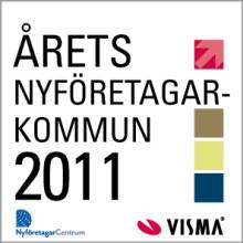 Enköping utsedd till Årets nyföretagarkommun