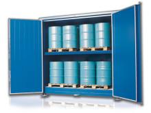 Innovation inom frostfri lagring av kemikalier