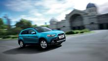 Mitsubishi lanserar stark utmanare i crossover-segmentet