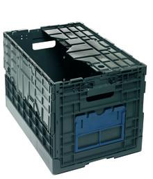 Ny hopfällbar plastlåda från Schoeller Arca Systems, PRELOG CMB 64400