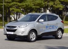 Hyundai lanserer hydrogen-elektrisk bil