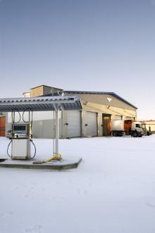 Invigning av världsunik biogasanläggning