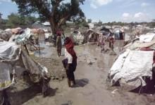 Skyfall istället för torka i Mogadishu – översvämningarna drabbar barnen värst