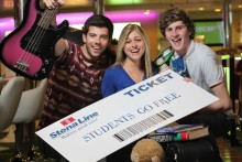 Stena Line offers free student places!