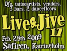 Live & Jive-festivalen 2009 - Rock'n'roll since 1997