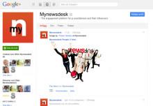 Google+ for bedrifter - en liten smakebit av hva vi mener til nå
