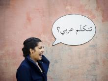 Nadia Jebril tar pulsen på det arabiska språket i Rena rama arabiskan