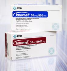 Diabetestabletterna Januvia och Janumet nu godkända tillsammans med insulin