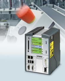 Sikkerheds-PLC som Profinet I/O kontroller eller enhed