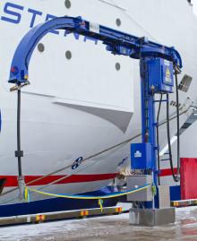 Cavotec Shore Power Application Opened in Karlskrona, Sweden