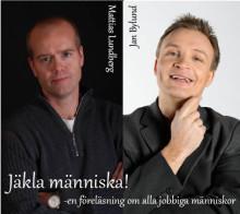 Jäkla Människa -turnén med Janne Bylund fortsätter