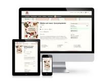 DIBS hjälper Akademibokhandelns e-handel med enkel och säker betallösning