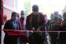 Innviet Nepals første barnepsykiatriske klinikk
