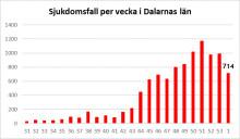 Länsstyrelsen informerar om läget i Dalarnas län 15 januari 2021