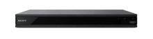 Watch and listen in the highest quality with NEW Sony 4K Ultra HD Blu-ray Player and Dolby Atmos® Sound Bar and AV Receiver for object audio