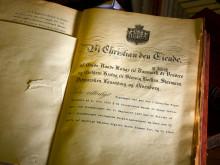Rigsarkivet markerer 100-året for Genforeningen i Aabenraa