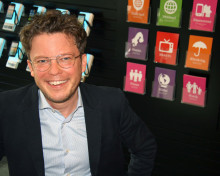 Mattias Segelmark ny personaldirektör på 3