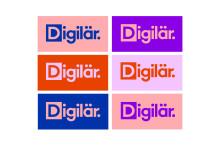 Digilär lanserar ny grafisk profil