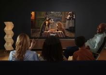 Disney+ startet auf Android-Fernsehern von Sony