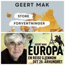 Geert Mak skriver om de 20 første årene i dette århundret - et århundre hvor begivenhetene har stått i kø