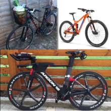 Thousands of pounds worth of bicycles stolen after burglars target two houses in Cobham