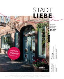 Das neue Stadtliebe Magazin Schleswig-Holstein