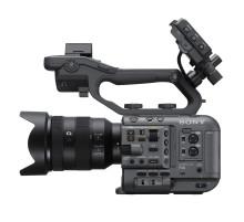 Společnost Sony uvádí na trh fullframovou profesionální kameru FX6, která rozšíří řadu Cinema Line