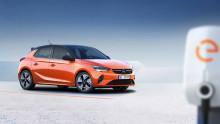 Nya Opel Corsa-e - med elektrisk räckvidd på 330 kilometer