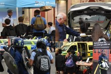 Met officers support London Youth Day