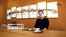 Damian Lee of Sunnyhills is exemplary for smooth storytelling