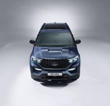 Auto Zürich Car Show: Ford präsentiert drei elektrifizierte Modelle als Schweizer Premiere