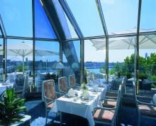 """Erneut unter """"den Besten"""": Das Restaurant Bellevue im Maritim Hotel Köln"""