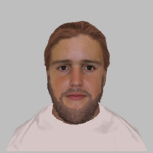 Do you recognise this man? E-Fit released in connection with Hinchley Wood indecent assault