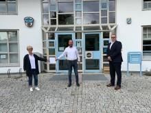 Grundschule Wörthsee künftig mit 300 Mbit/s auf der Überholspur